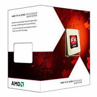 Процессор AMD (AM3+) FX-6300, Box, 6x3,5 GHz (Turbo Boost 4,1 GHz), L3 8Mb, Vishera, 32 nm, TDP 95W (FD6300WMHKBOX)