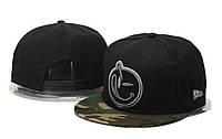 Кепка New Era Yums Camo Snapback Black-Camo
