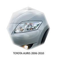 Реснички на фары Toyota AURIS 2006-2012 г.в. Тойота Аурис