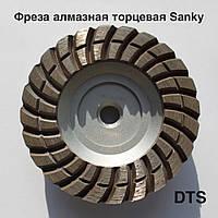 DTS.Фреза алмазная торцевая(ФАТ) Sanky