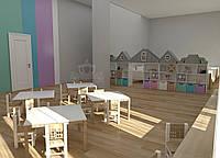"""Игровая комната для младшей возрастной группы. Коллекция """"Амстердам"""" , фото 1"""