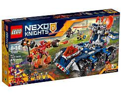 LEGO Nexo Knights (70322) Башенный тягач Акселя