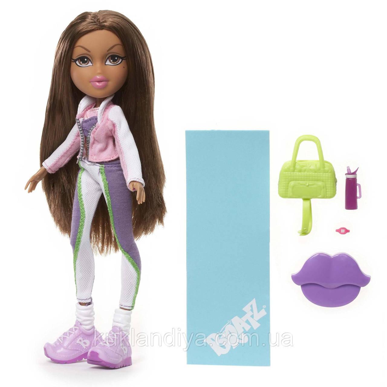 Кукла Bratz Жасмин фитнес