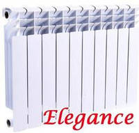 Радиатор биметаллический ELEGANCE 500/96мм
