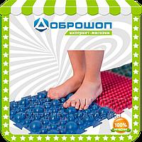 """Массажный резиновый коврик для ног """"Пазлы-8"""", фото 1"""