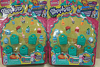 Набор героев Shopkins 15 персонажей, сезон 3, размер 25*18*4 см
