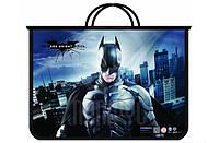 Портфель на 2 отделения с молнией Batman CFS BN07300