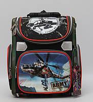 Отличный школьный рюкзак для мальчика. Рюкзак с ортопедической спинкой. Хорошее качество. Купить. Код: КДН346
