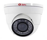 Внутренняя IP видеокамера ZetPro ZIP-13B62B-3602A
