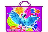 Портфель на 2 отделения с молнией Rio RI00300