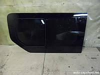 Стекло двери. боковой левой (глухое с форточкой сдвижной) OPEL Vivaro 00-10 (ОПЕЛЬ ВИВАРО)