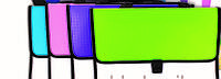 Портфель пластиковый A4 Вышиванка E31641