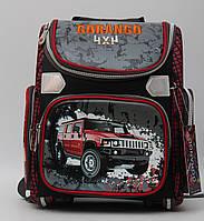 Стильный школьный рюкзак для мальчика. Ортопедический рюкзак. Отличное качество. Низкая цена. Код: КДН347