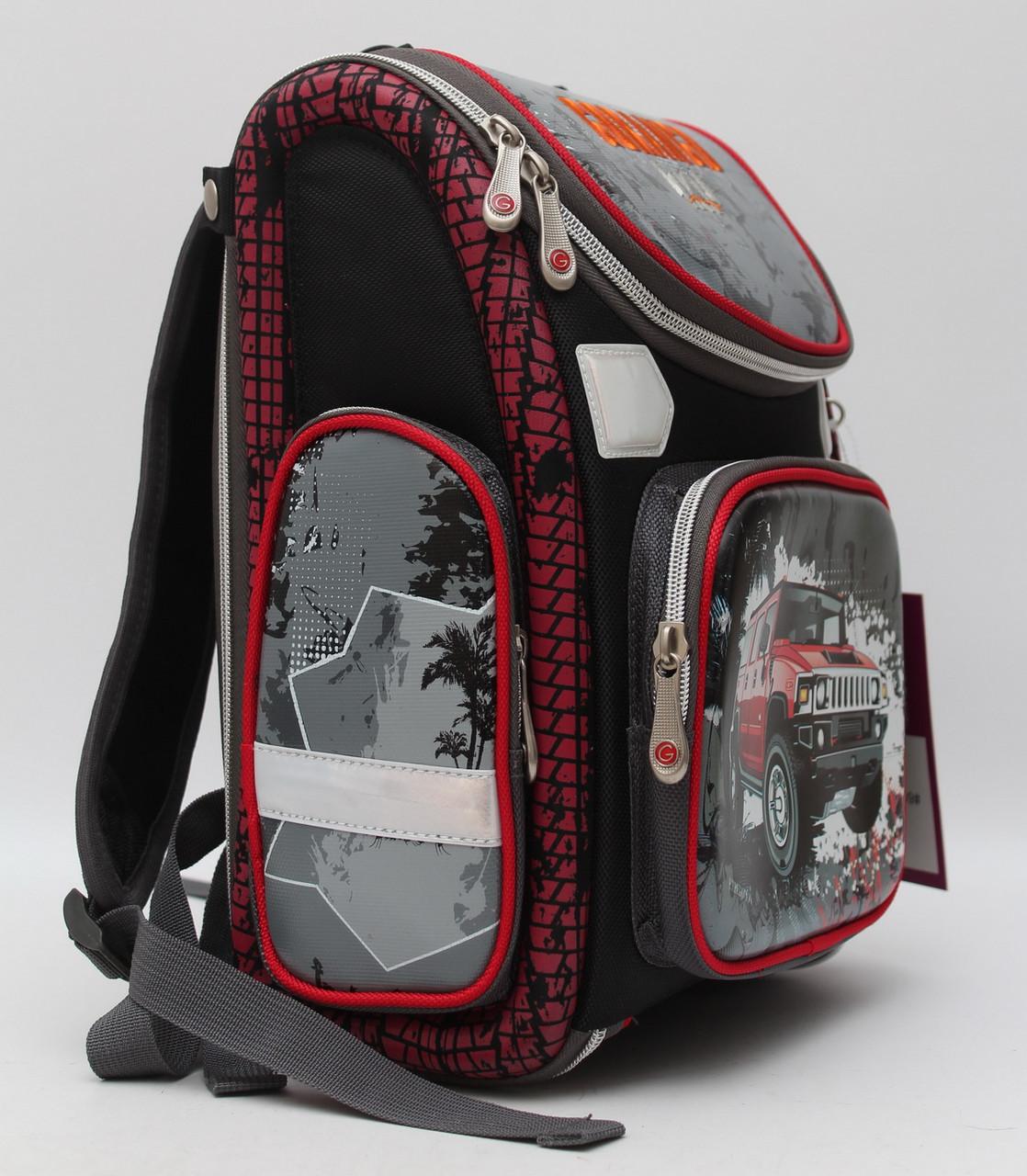 d1c3837cb411 Код Стильный школьный рюкзак для мальчика. Ортопедический рюкзак. Отличное  качество. Низкая цена.