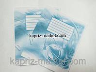 Тетрадь фоновая 18 л., клетка, фото 1