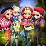 Кукла Ever After High Х.А.Купидон Через лес C.A.Cupid, фото 7