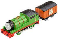 Fisher-Price Говорящий моторизированный паровозик Перси Thomas The Train TrackMaster Talking Percy