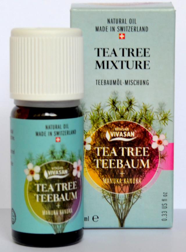 Эфирное масло Чайное дерево с манукой и канукой / Tea Tree manuka kanuka