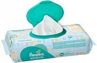 Влажные салфетки Pampers Baby Fresh Clean с клапаном, 64 шт.