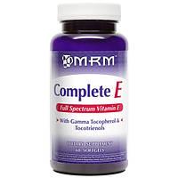 Витамин Е(полный спектр) 200 МЕ 60 капс витамины для волос, защита кожи от старения  USA