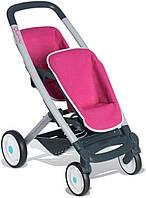 Кукольная коляска для двойни Smoby Maxi Cosi Quinny
