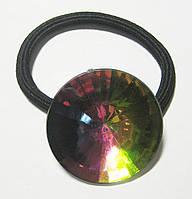 Резинка крупный камень хамелеон. Код 0469