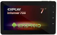 Планшет 706  встроенная память 8 Gb c разъемом под sim карту 3G двухъядерный, планшет Explay 7 дюймов