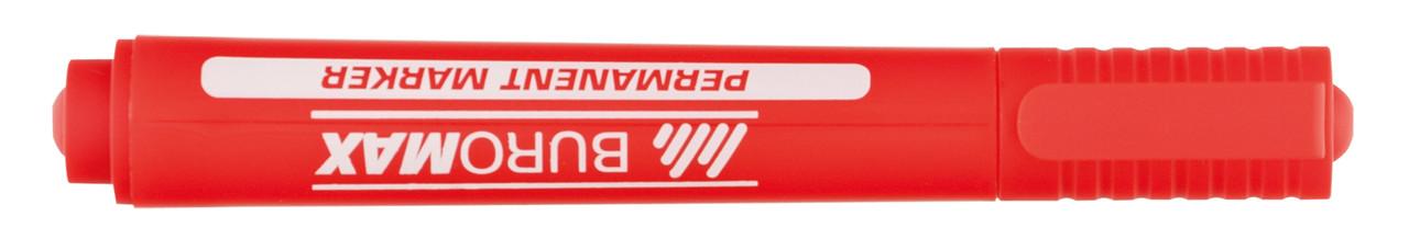 Маркер водостойкий Jobmax красный