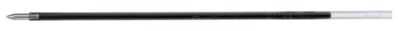 Стержень шариковый uni Lakubo 0.7мм чёрный