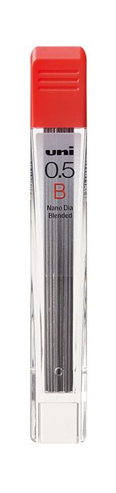 Стержни к мех каранд NANO DIA 12шт B 0.5мм