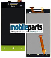 Оригинальный  Дисплей  (Модуль) + Сенсор (Тачскрин) для HTC Windows Phone 8s | A620e (Зеленый)