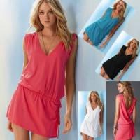 Пляжные платья victoria