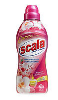 Смягчитель для белья SCALA Ammorbidente Carezze alla Magnolia e Mirtilli rossi concentrato, 750 ml