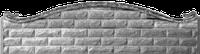 Еврозабор ФАГОТ верх арка 2000*50*40*