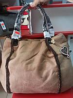 «Мешковатая» сумка