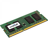 Оперативная память Crucial 2 GB DDR3 1600 MHz (CT25664BF160B)