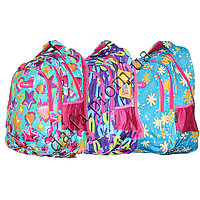 Рюкзак для школьниц младших классов  L37 т.м. FIVE CLUB оптом недорого. Доставка из Одессы