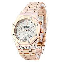 Часы Audemars Piguet Royal Oak AA Gold-White