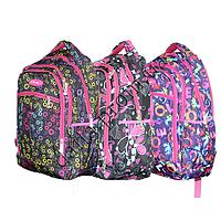 Рюкзак для школьниц  L173 т.м. FIVE CLUB оптом недорого. Доставка из Одессы