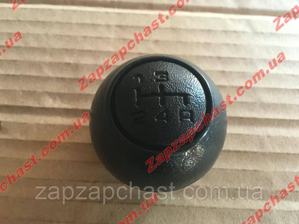 Рукоятка рычага переключения передач (шар) ваз 2105 2104 (4-х ступка) Дааз 21050-170308801