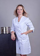 Медицинский халат коттон ХелсЛайф