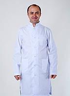 Белый халат врача коттон ХелсЛайф