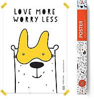 Постер Ozzo Медведь (00007)