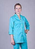 Медицинский костюм женский коттон ХелсЛайф