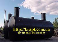 Резервуар для нефтепродуктов ГСМ 25 м.куб.