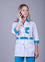 Женский медицинский костюм коттон ХелсЛайф