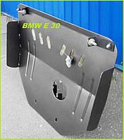 Защита двигателя поддона картера БМВ E-30. BMW E-30 (1988-1991)
