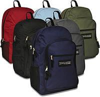 Рюкзаки Trailmaker Deluxe 19 дюймов, 24 штуки - 6 цветов, , фото 1