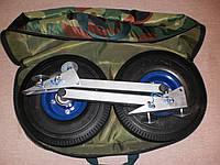 Транцевые колеса BVS КТ270dakar(пенополиуретан)
