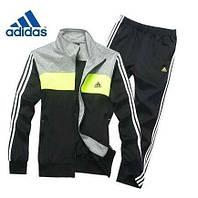 Спортивный костюм мужской Adidas (три варианта расцветки)